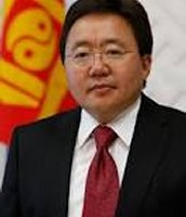 Chief of State:President Tsakhiagiin Elbegdor