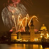 New Years in Czech