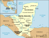 Where Maya lived
