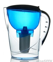 Water bottle pitcher