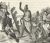 Cause #4 - Native American attacks