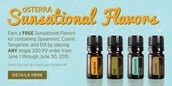 4 Oils Not Offered Any Other Time