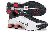 2001- Nike Shocks