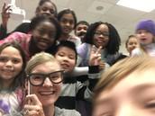 Fun in 4th grade!