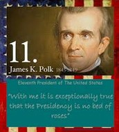 One of James K Polk's speaches