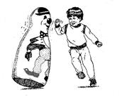 Child Demonstrates aggressive behavior.