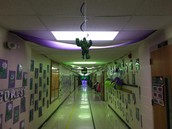 Kindergarten / 1st Grade Hallway
