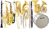 The instruments!!!!!
