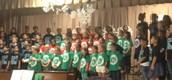 Come hear the HMES Chorus!