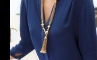 Bianca Tassel Necklace NOW $75