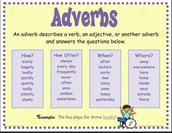 adverbs for friends.