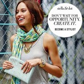 Want it all....JOIN me as a stylist!