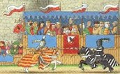 What does this represent about Medieval Europe?