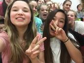 7th grade selfie