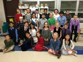 My All-Dressed-Up Fourth Graders