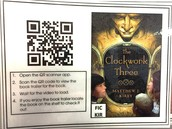 QR Codes for Library Books