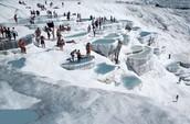 Pamukale Hot Springs