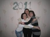 Мама, бабуся і тітка