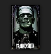 Sometimes considered one of the first science fiction novels of supernatural terror, Frankenstein proved itself an instant success when released anonymously in 1818.