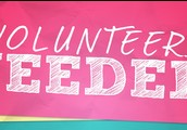 Parent Volunteers are Needed for Friday