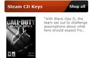 Steam CD Keys