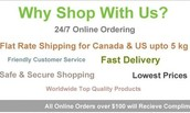Carrier Oils Canada