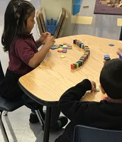 Cause and effect lesson in Kindergarten