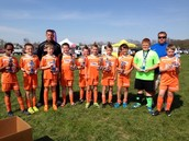 Club X Tornado Memorial - 02 Boys (Finalist)