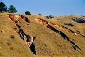 Example 1 of Erosion
