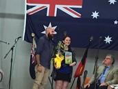 Australia Day Awards - Senior Student of the Year