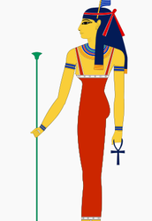 Maat the Goddess