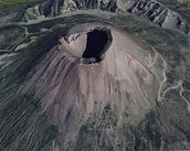 Mount Vesuviuse