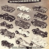 Slot cars when they were starting