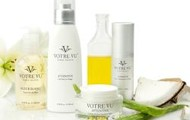 Attentive skin care set for sensitive skin