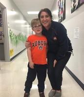 Auburn Pride with Ms. Murphy