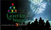 Lacombe Light Up the Night Parade
