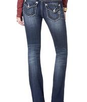 para mujer jeans Miss Me, $75 dólares.