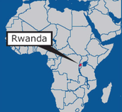 A little bit about Rwanda