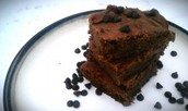 Snack #4 Sweet Potato Brownies