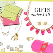 Gift ready for under £40