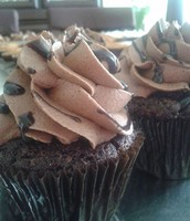 Cupcake de Full Chocolate