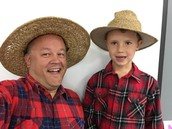 Farm Day Dress Up!