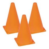 Place the pylons