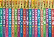 Age 8-9 - Loved reading greek mythology comic series