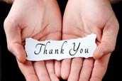 Why gratitude week?