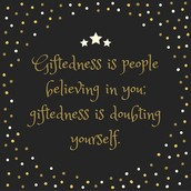 Giftedness is…