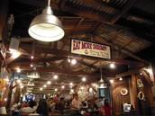 Bubba Gump Interior