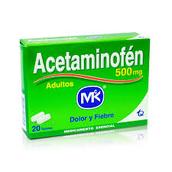Acetaminofén