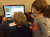LH students love coding!