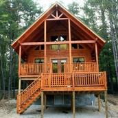 Shadyside Cabin